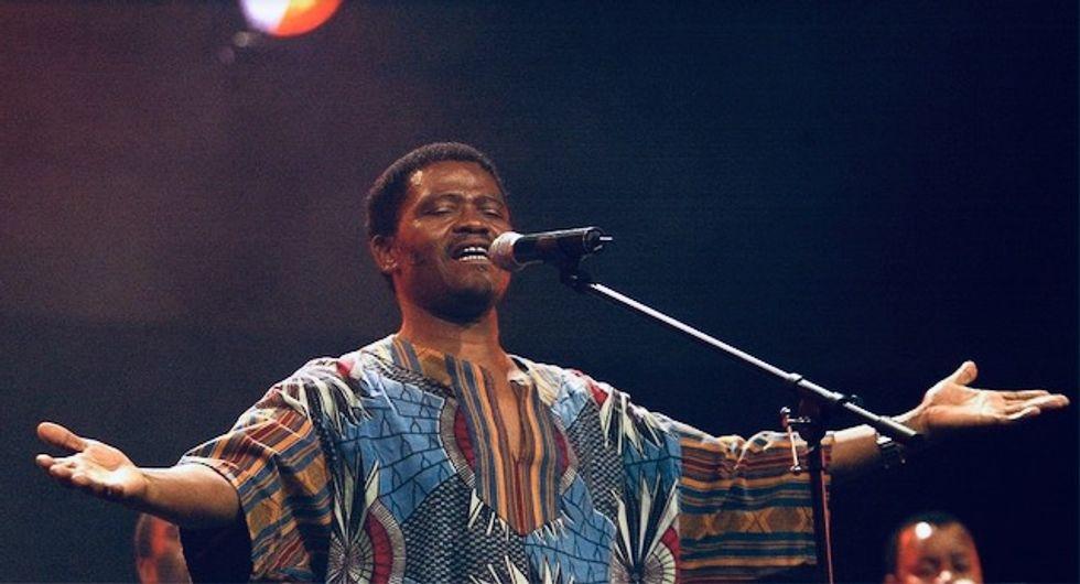Founder of South Africa's Ladysmith Black Mambazo dies