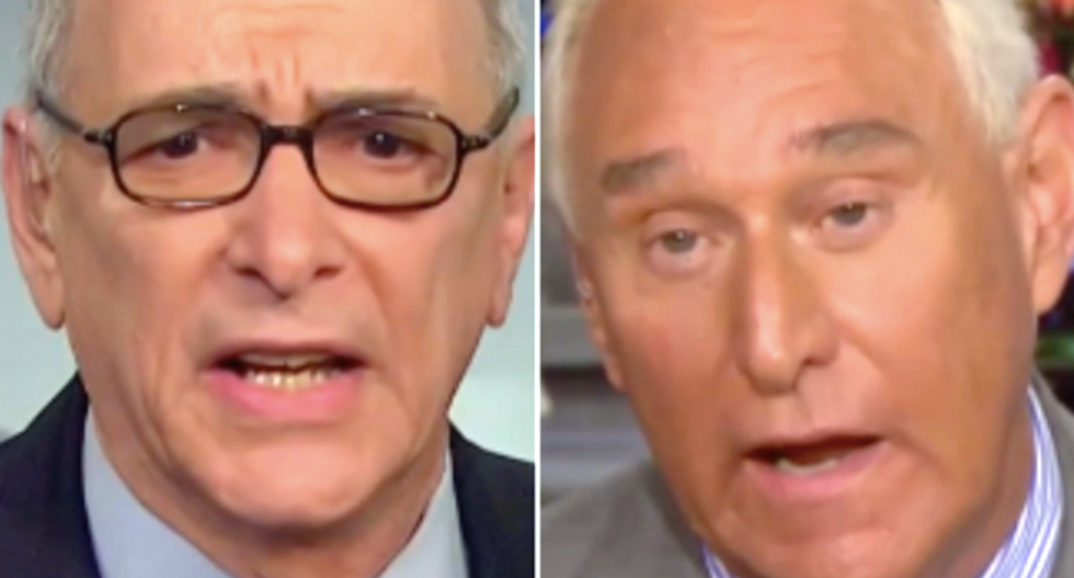 'That is absolute nonsense': Watergate prosecutor slams Roger Stone's 'garbage' defense of Nixon