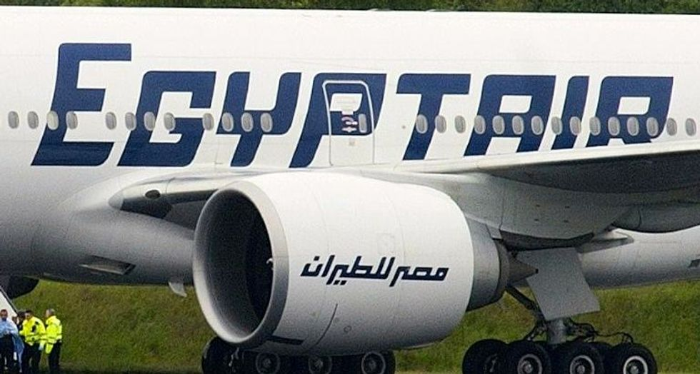 Wreckage of crashed EgyptAir plane found at sea