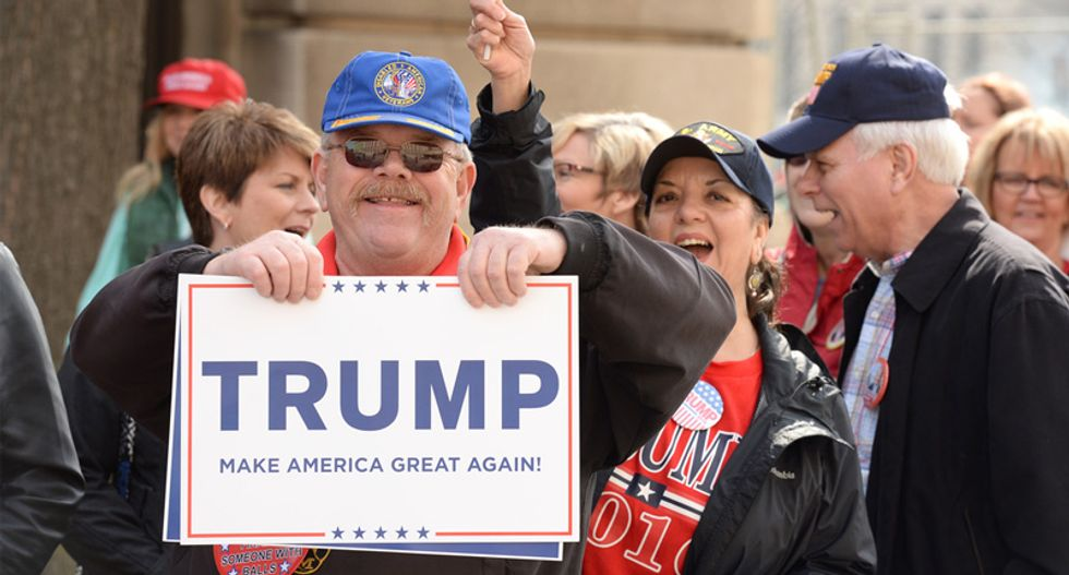Trump supporters in Michigan focused on mail-in voting and 'Obamagate' as state is battered by coronavirus, unemployment and flooding