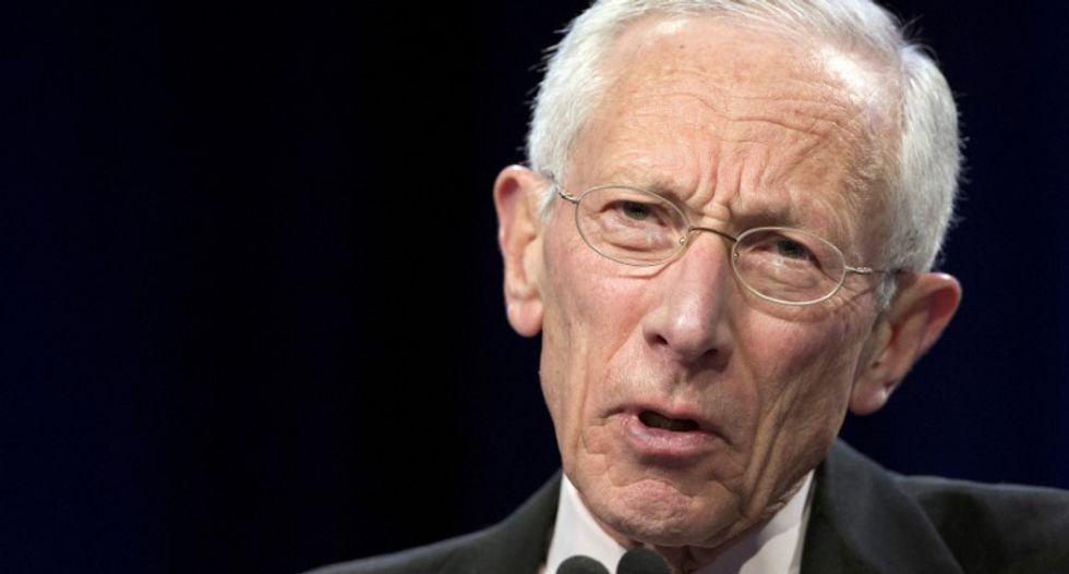 Federal Reserve chair Fischer says more to be done to prevent future financial crises