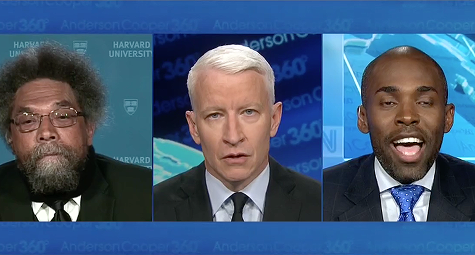 'The response of a 12-year-old': CNN's Anderson Cooper schools Trump apologist Paris Dennard on LeBron James feud