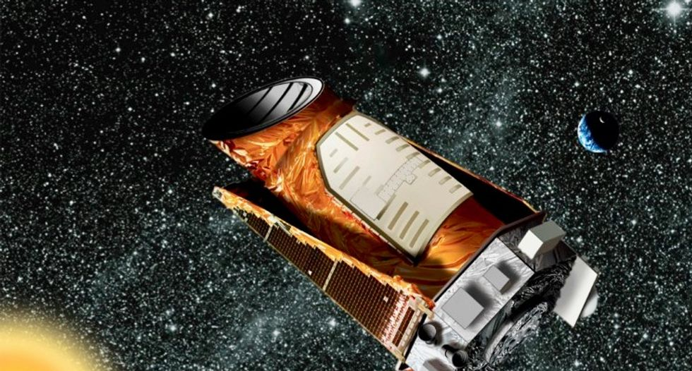 Kepler telescope finds 10 more possible life-friendly planets