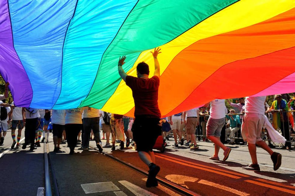 Report cites 'incredible' progress -- and strong backlash -- for LGBTQ equality over past decade