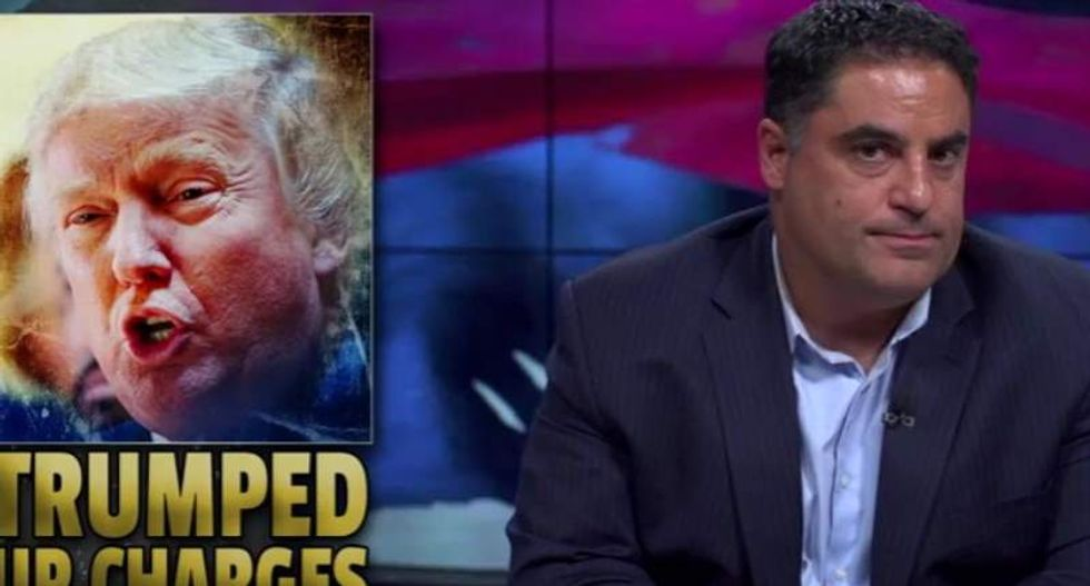 Cenk Uygur slams Trump: If you thought Bill Clinton was a rapist, why was he at your wedding?