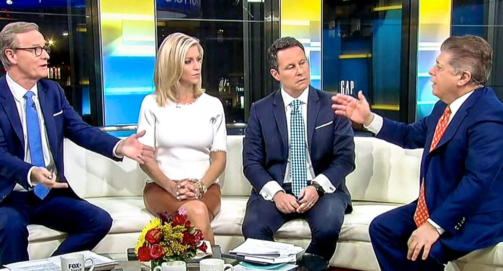 'There's going to be another impeachment': Fox News host gasps over Roger Stone's sentencing