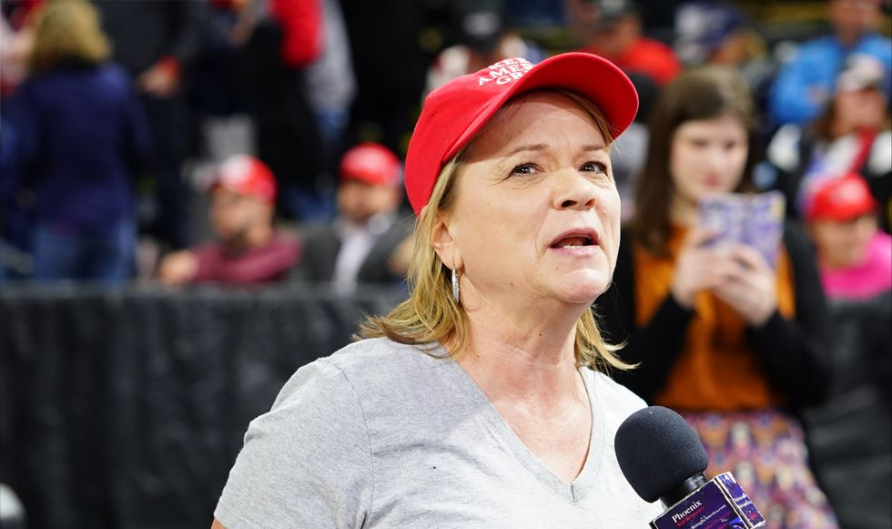 Trump supporters are slowly coming to grips with his miserable defeat