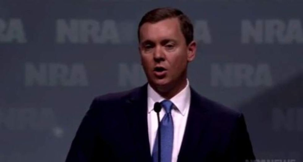 NRA lobbyist: Hillary is already shopping for 'His and Hers twin beds in the White House'