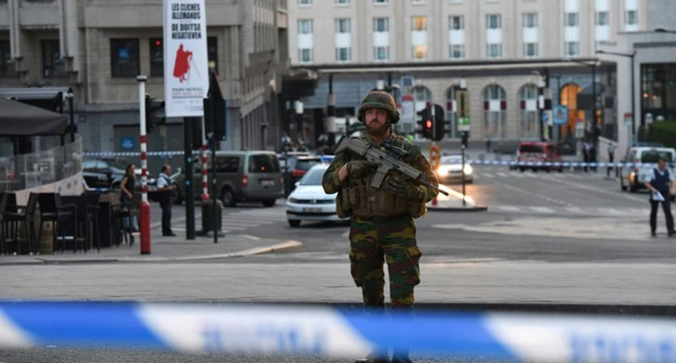 Brussels train station attacker identified as Moroccan man with nail bomb