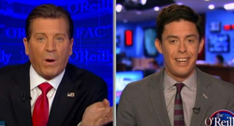 'Never Trump' Republican mocks Fox's Bolling: 'You're on the establishment side now, Eric'