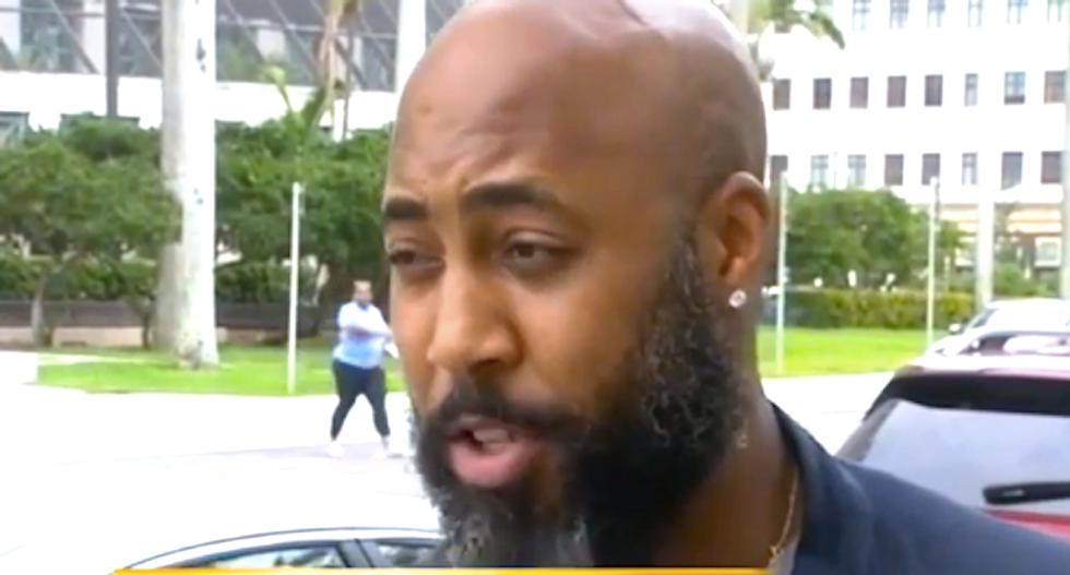 Florida teacher loses job over exam question mocking Trump's 'YUGE' wall