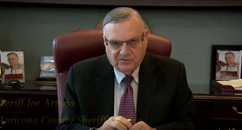 See the face of American fascism: Decoding sheriff Joe Arpaio's anti-bestiality video