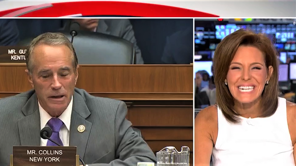'Stunning -- the hubris!' MSNBC's Ruhle roasts Chris Collins for not covering his tracks in alleged fraud