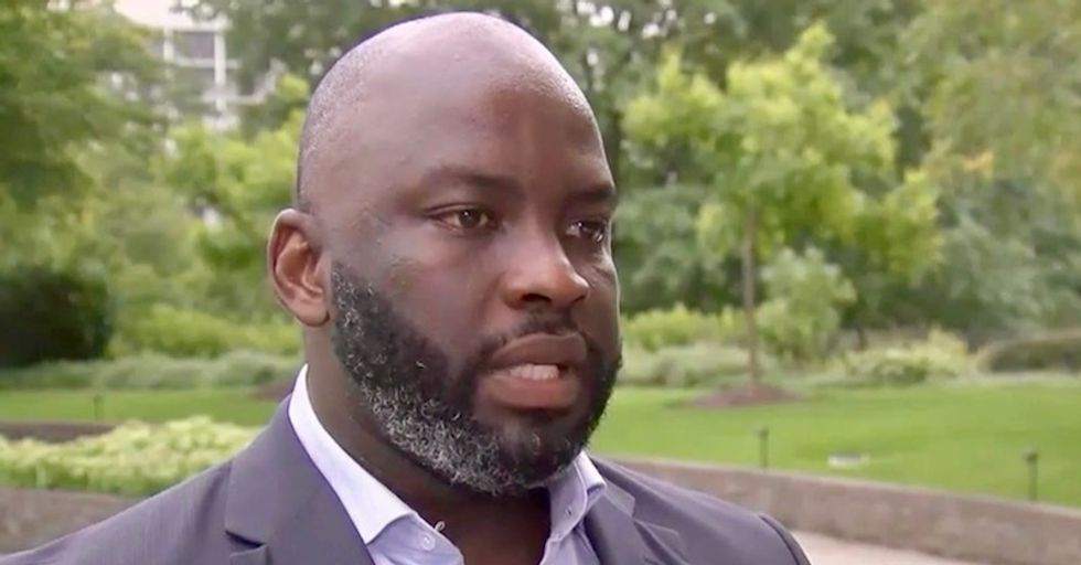 Black man beaten with bike lock and called N-word in DC ahead of Unite The Right rally