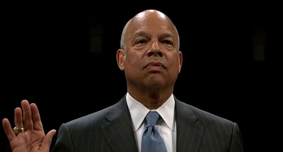 WATCH LIVE: Former Homeland Security chief Jeh Johnson testifies before House Intel Committee