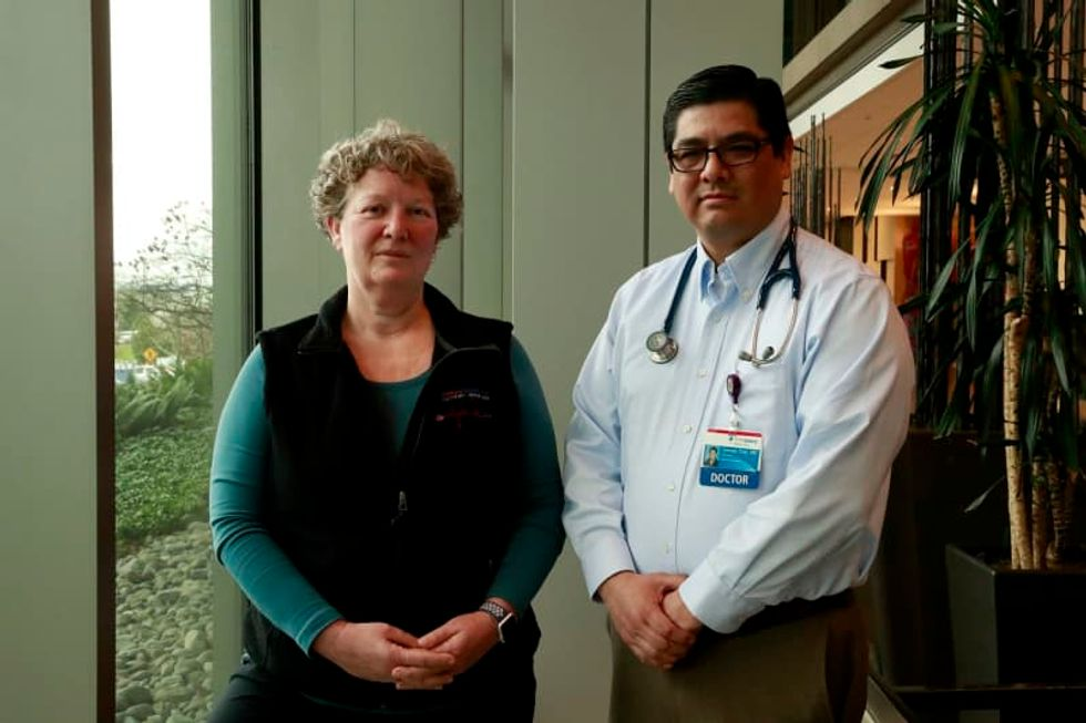 What it was like for doctors and nurses at a Washington hospital to treat the nation's first novel coronavirus patient