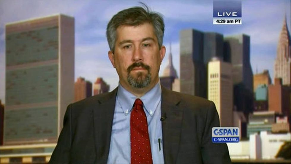 Wall Street Journal reporter fired for business ties to Iranian-born source who trafficked weapons for CIA