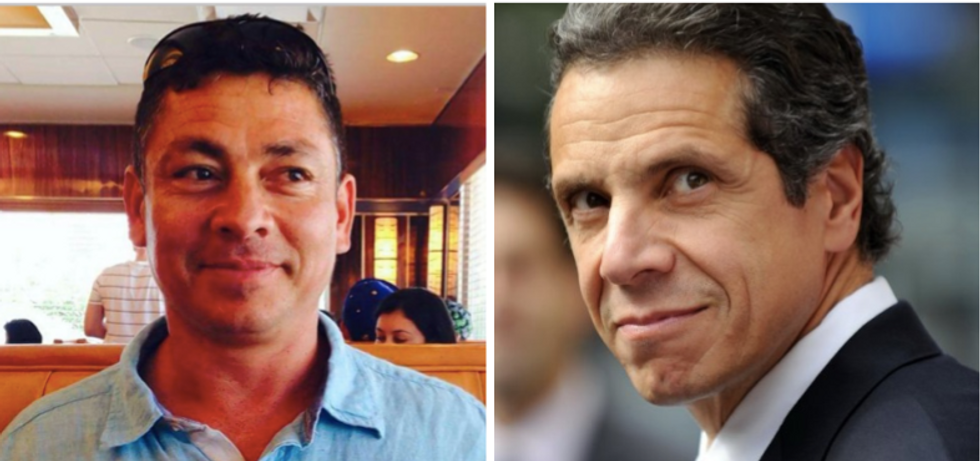 Deportation-threatened Ground Zero worker granted clemency by New York's Democratic governor