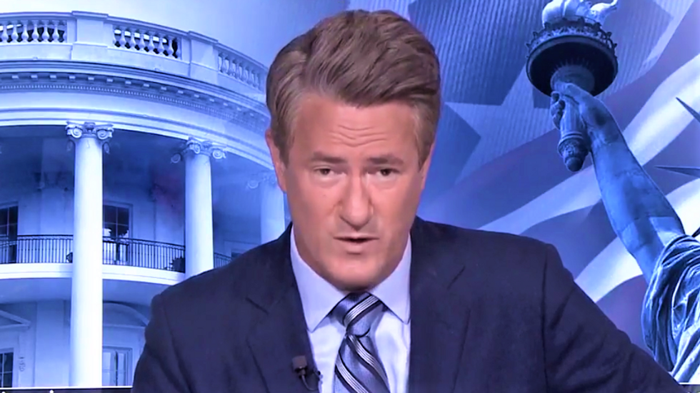 Morning Joe hammers GOP's 'culture of corruption' in epic rant: 'The swamp is up to Trump's neck'