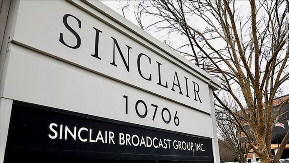 Trump-backed Sinclair media deal goes down in flames as Tribune backs out