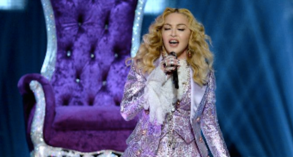 Madonna: Pop's superlative shapeshifter turns 60 with style