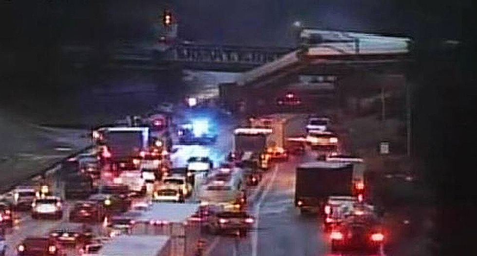 LIVE: Passengers killed when Amtrak train on new route derails in Washington state