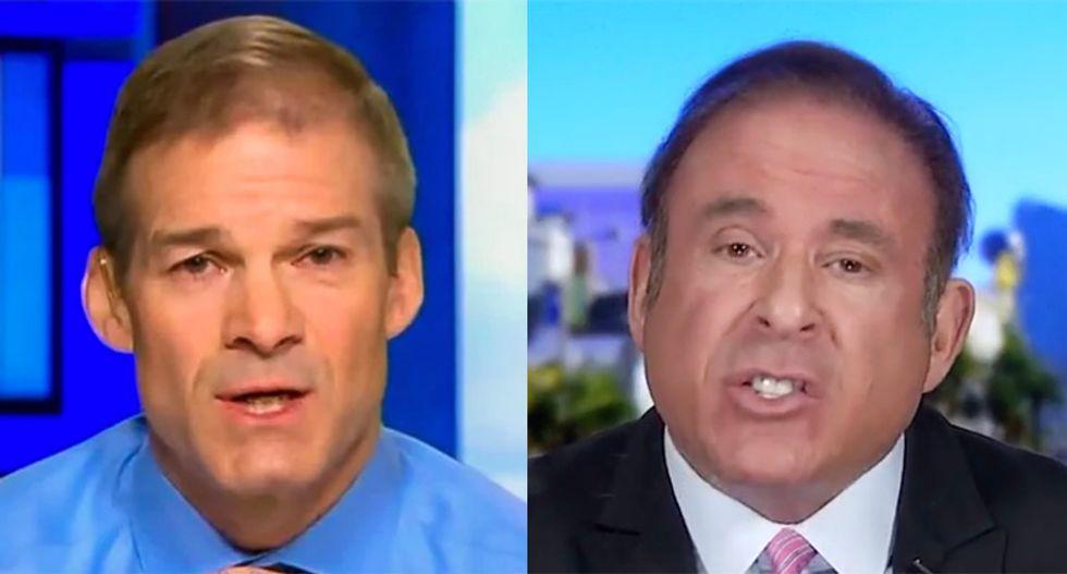 'Liar and coward' Jim Jordan obliterated in epic blast by furious CNN legal analyst