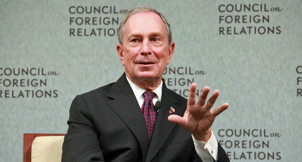 1990 book of 'vulgar and degrading' remarks by Mike Bloomberg may derail his campaign: report