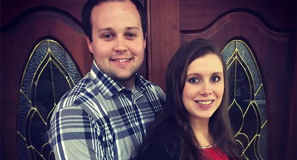 Duggar parents 'arranged' disgraced son's marriage -- to cover up charges of child molestation: ex-church member