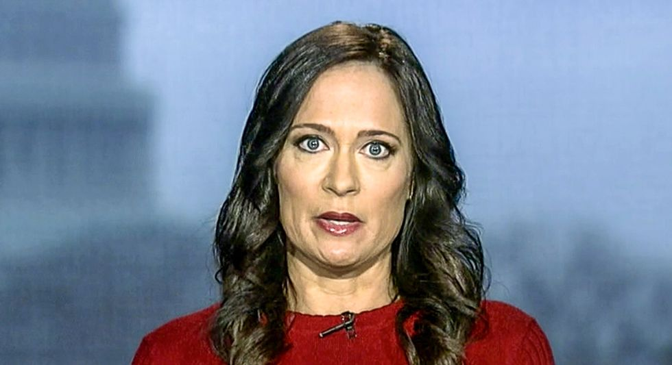 White House Press Secretary Stephanie Grisham leaves job after never once briefing the press