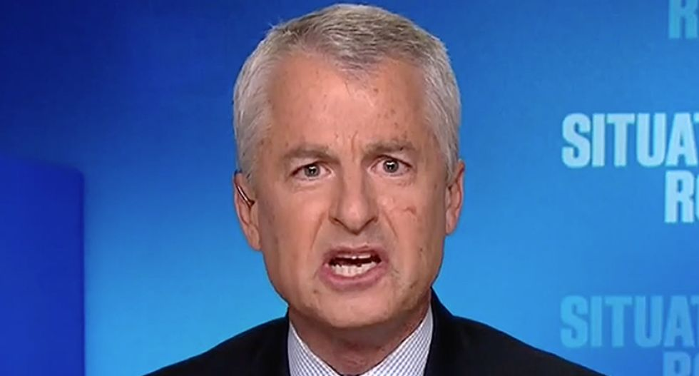 Ex-CIA officer Phil Mudd: 'The president can call us dogs, but he will never muzzle us'