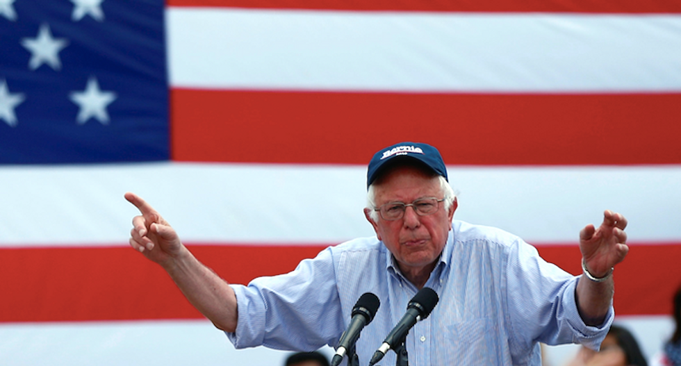 Sanders previews convention demands ahead of meeting with Clinton