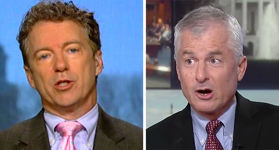 Ex-CIA agent calls BS on Rand Paul surveillance claim: 'He doesn't know what he's talking about'