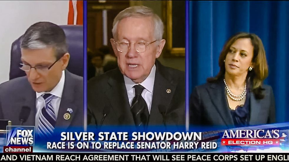 Fox & Friends misidentifies Hispanic woman Senate candidate as black woman Senate candidate