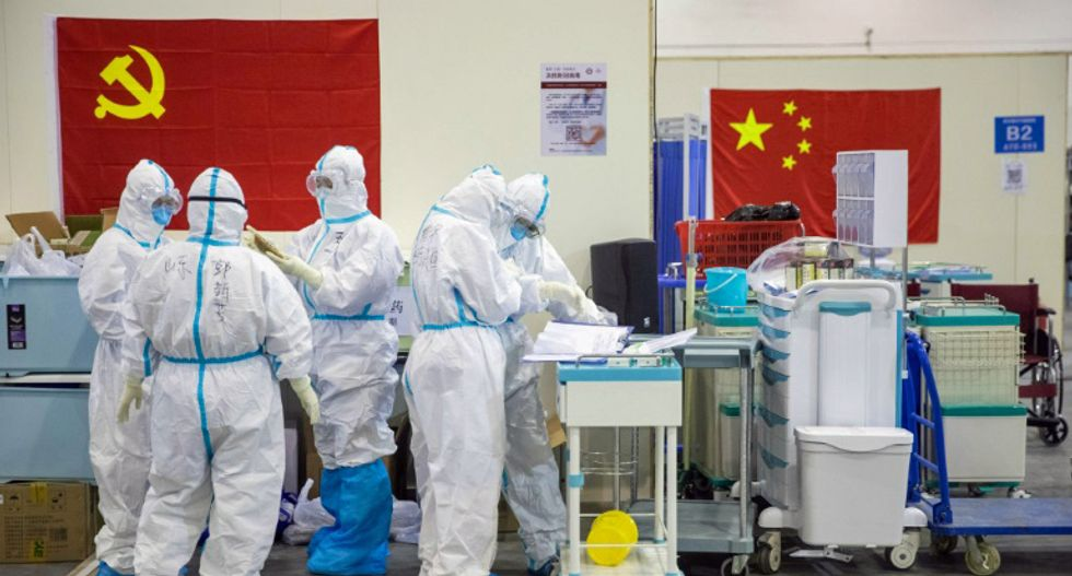 World Health Organization urges calm: Covid-19 coronavirus is 'less deadly' than SARS