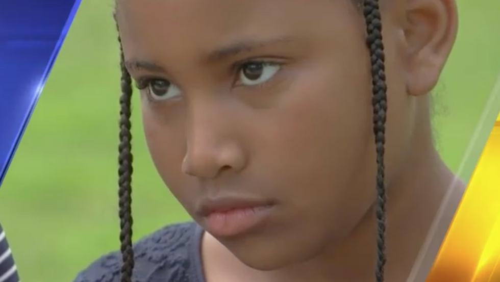 Fourth grader makes heartbreaking video about racist classmates calling her 'Nutella' and 'servant'