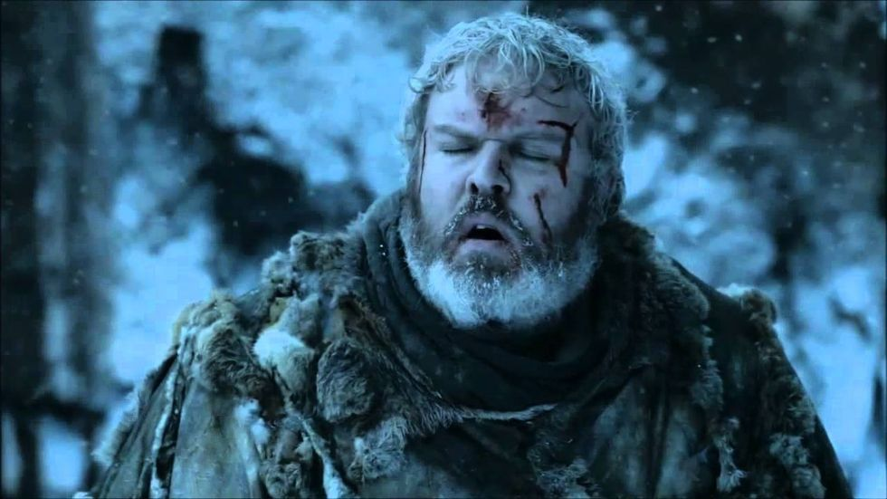 Hodor, 'Game of Thrones' and how the 'time travel' trope ruins every great story