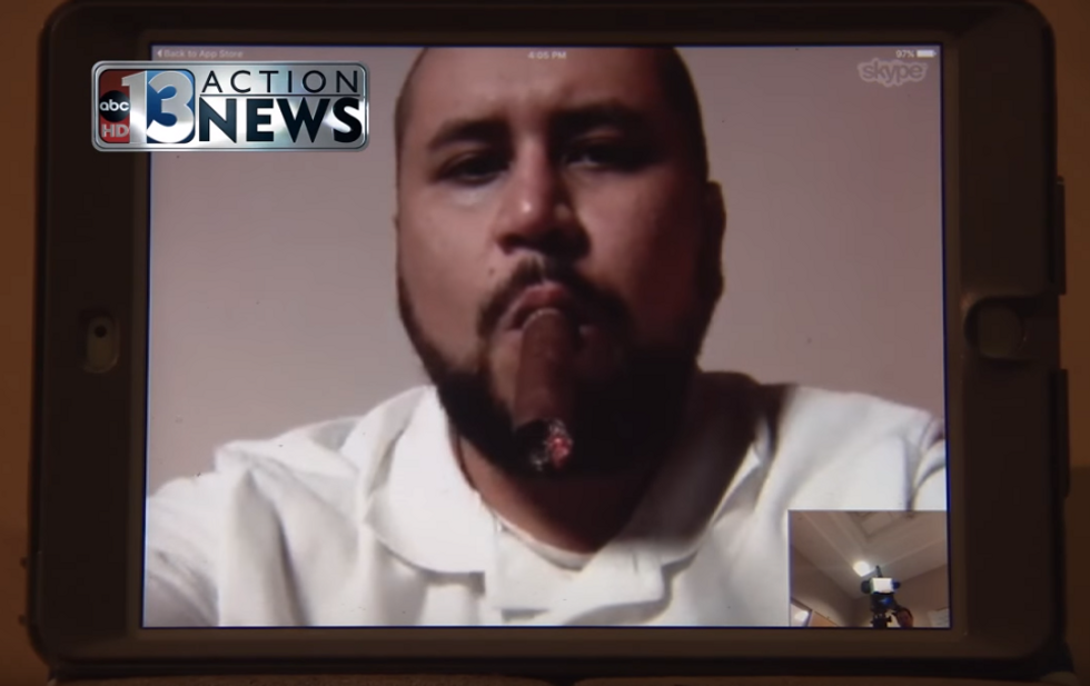 WATCH: George Zimmerman taunts BLM 'pansies' over sale of gun used to kill Trayvon Martin