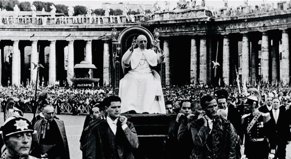 Vatican opens archives on history's most controversial pope