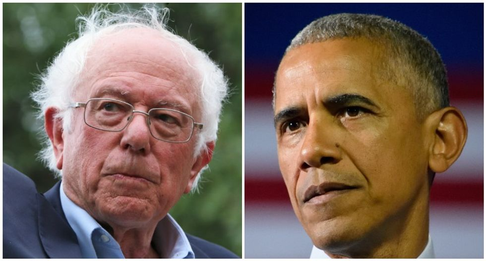 Bernie Sanders was so close to a primary against Obama in 2011 that Dems were 'absolutely panicked': report