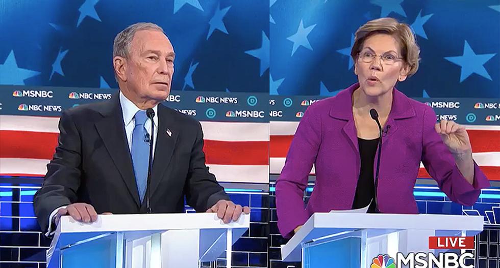 Bloomberg campaign insiders reveal how Elizabeth Warren single-handedly destroyed his presidential bid