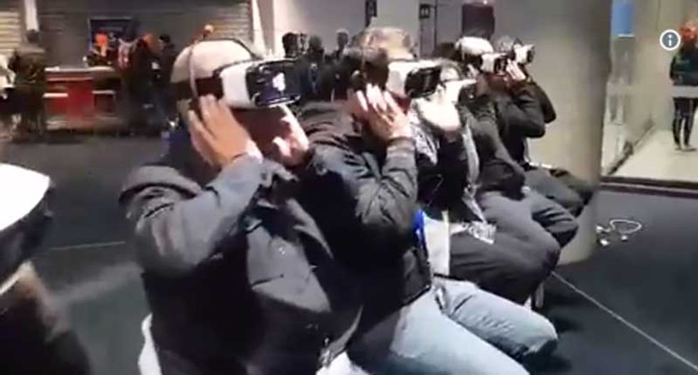 The Hunger Games: Internet hammers CEOs who used virtual reality to simulate being homeless