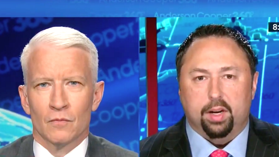 WATCH: Ex-Trump aide Jason Miller goes down in flames trying to dismiss Russian hacking links to White House