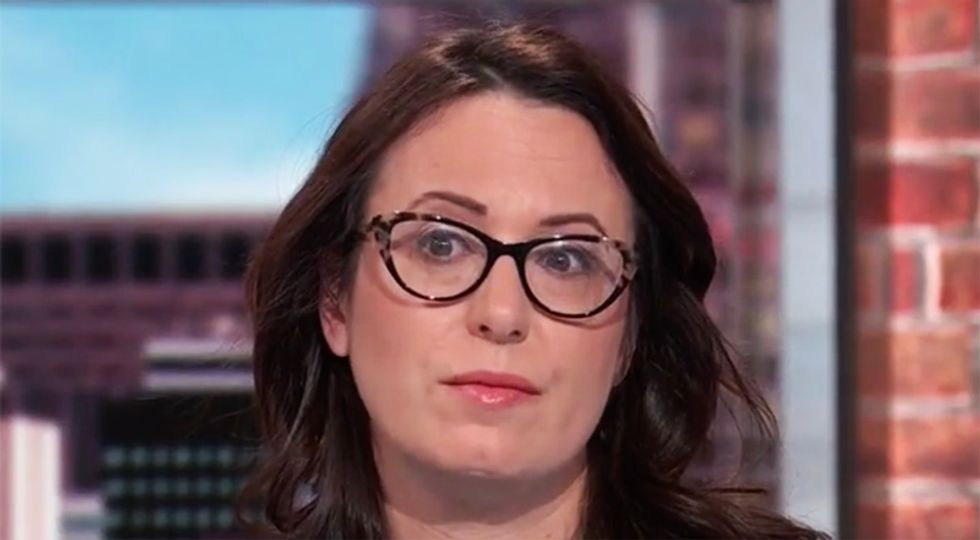 Ex-Trump aide flops after lashing out against New York Times reporter Maggie Haberman