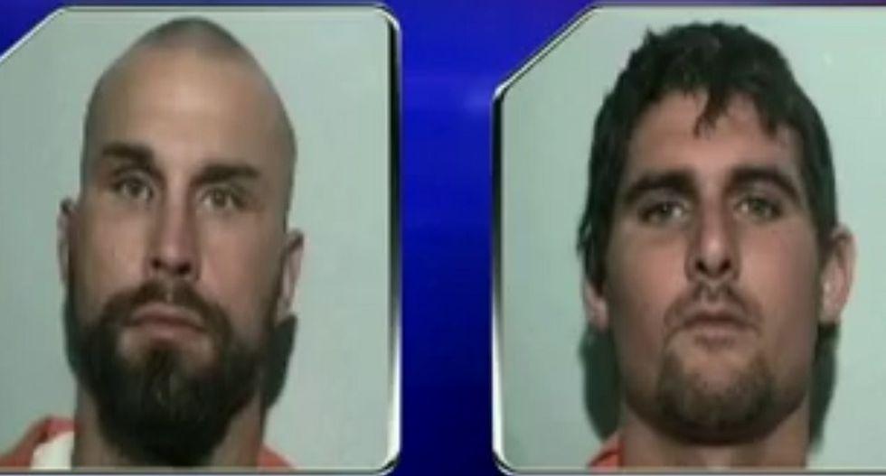 White Ohio men shattered black man's eye socket in disturbing racist attack: police