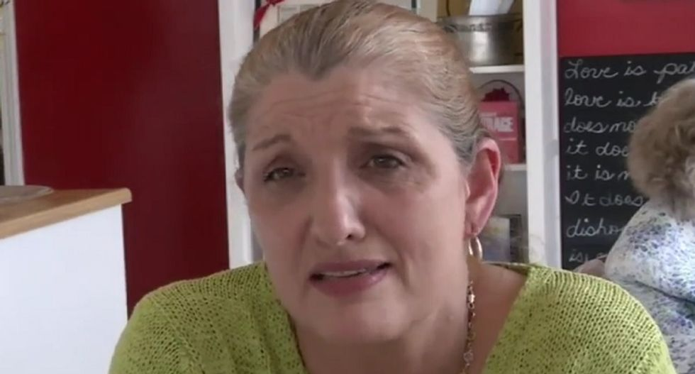 California ice cream shop owner shuts down anti-Muslim bigot – and it's all caught on video