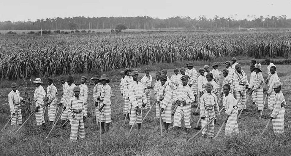 'Modern-day slavery': Many southern states have prison inmates working in governor's mansions