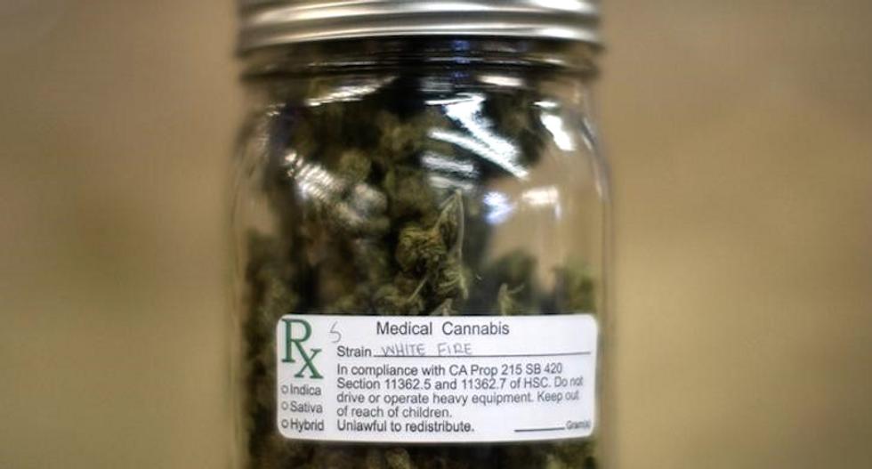 Ohio legislature votes to allow limited medical marijuana use