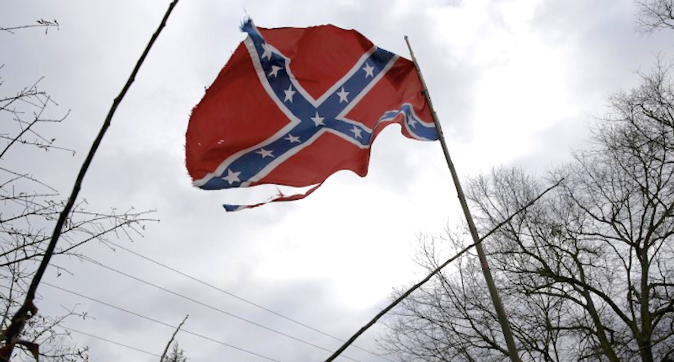 Southern Baptist Convention repudiates Confederate flag at annual meeting