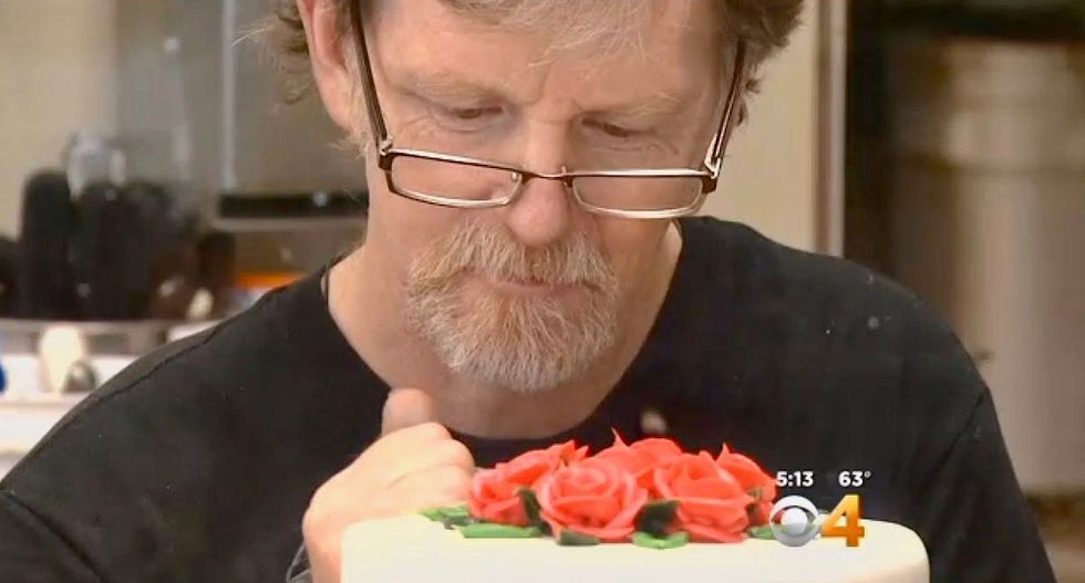 US top court to hear baker's religious objection to making cake for gay couple